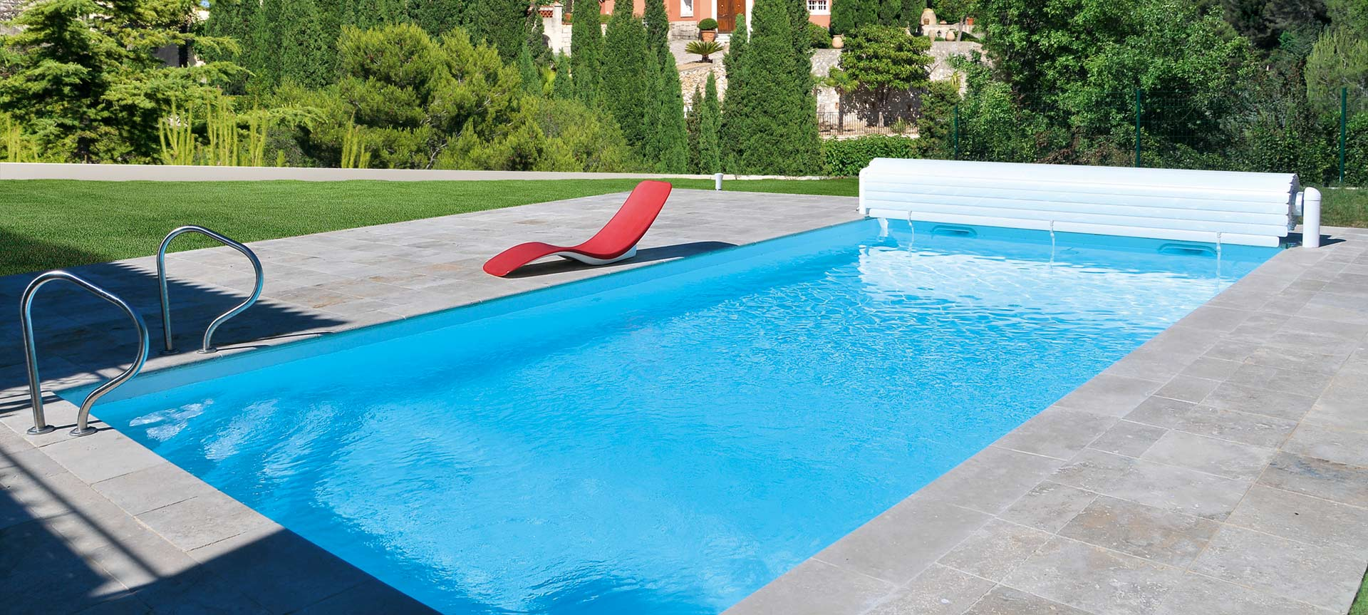 Tanch it des piscines avec liner ou pvc arm marseille for Piscine miroir avec liner